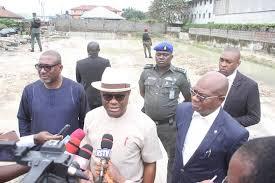 Edo: Ize-Iyamu Talks Two Minutes, Oshiomhole Talks 20 Minutes – Wike