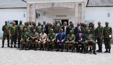 EFCC conducts evidence handling training for military officers