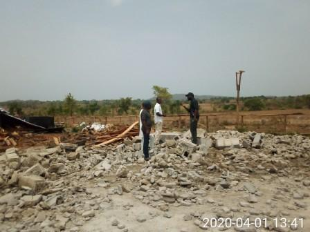 Windstorm kills two, injures 15 farm workers in Nasarawa