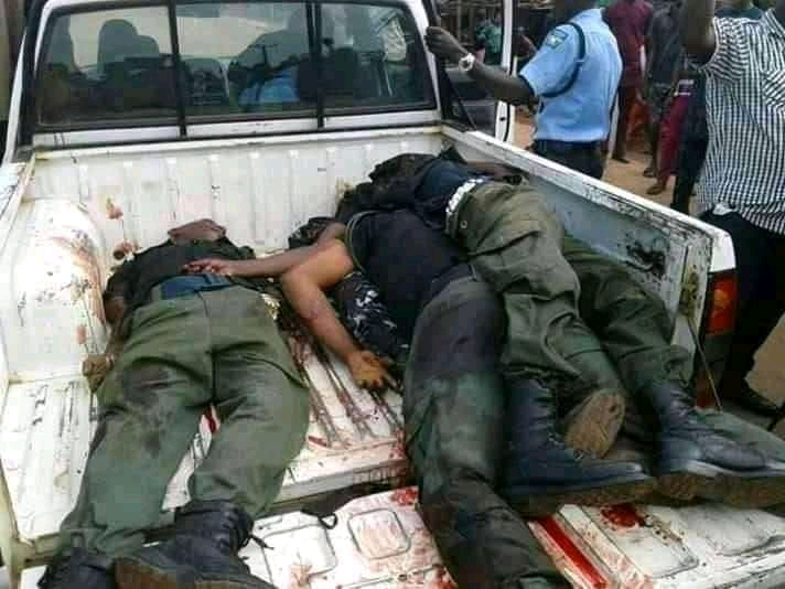Soldiers arrested over bullion van attack in Ebonyi