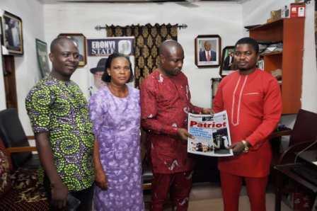 Umahi's media aide tasks state newspaper on digital circulation