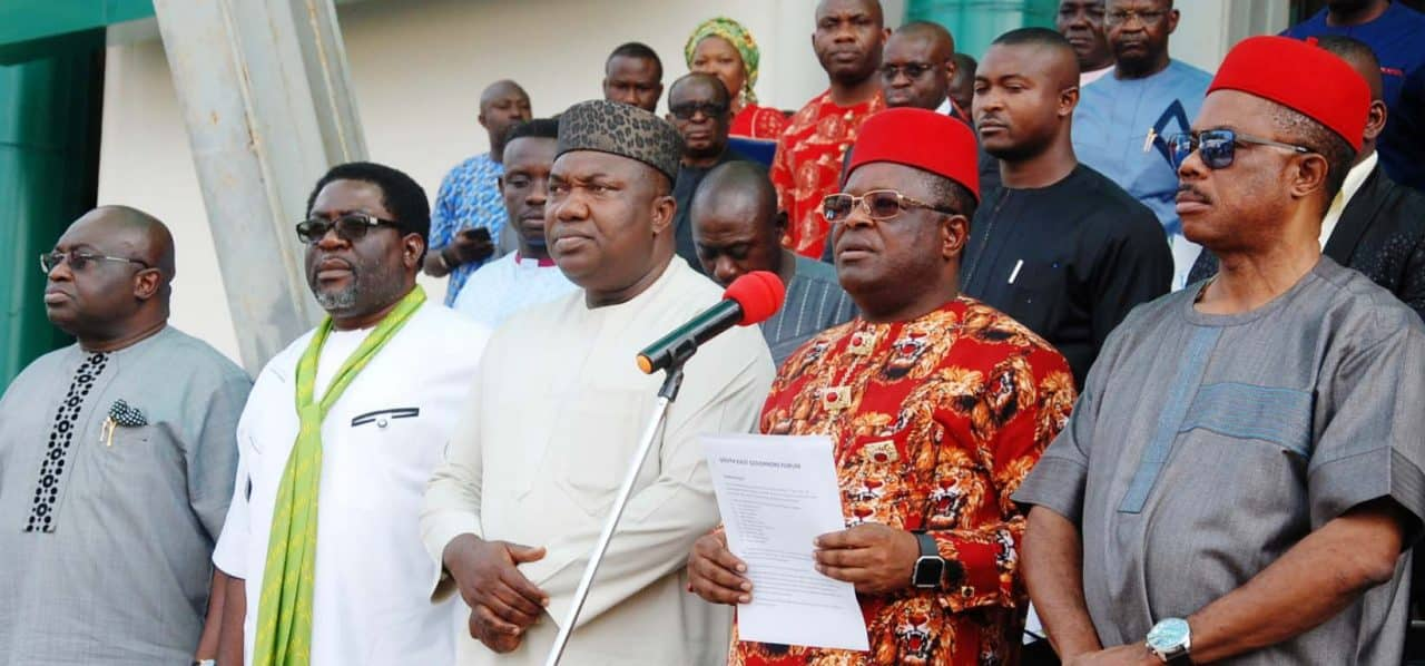 South East governors wade into Imo government, Okorocha impasse